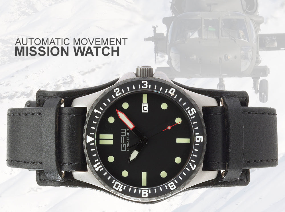 MISSION WATCH AUTOMATIC