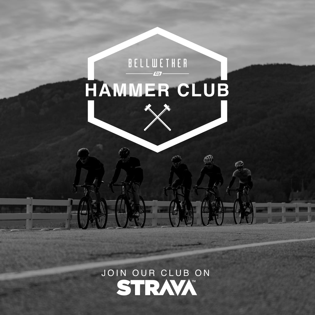 Bellwether's Hammer Club - Come Ride with US!