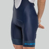 Navy Cycling Bib Short