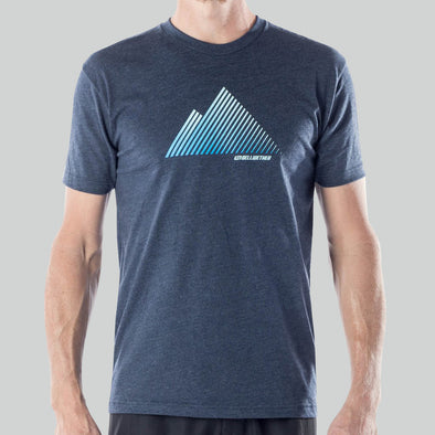 Gradient Mountain Tee