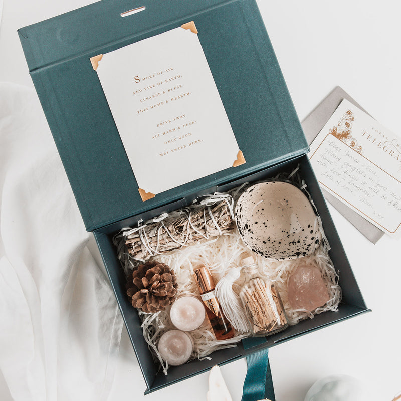 'Bless This House' New Home Gift Set