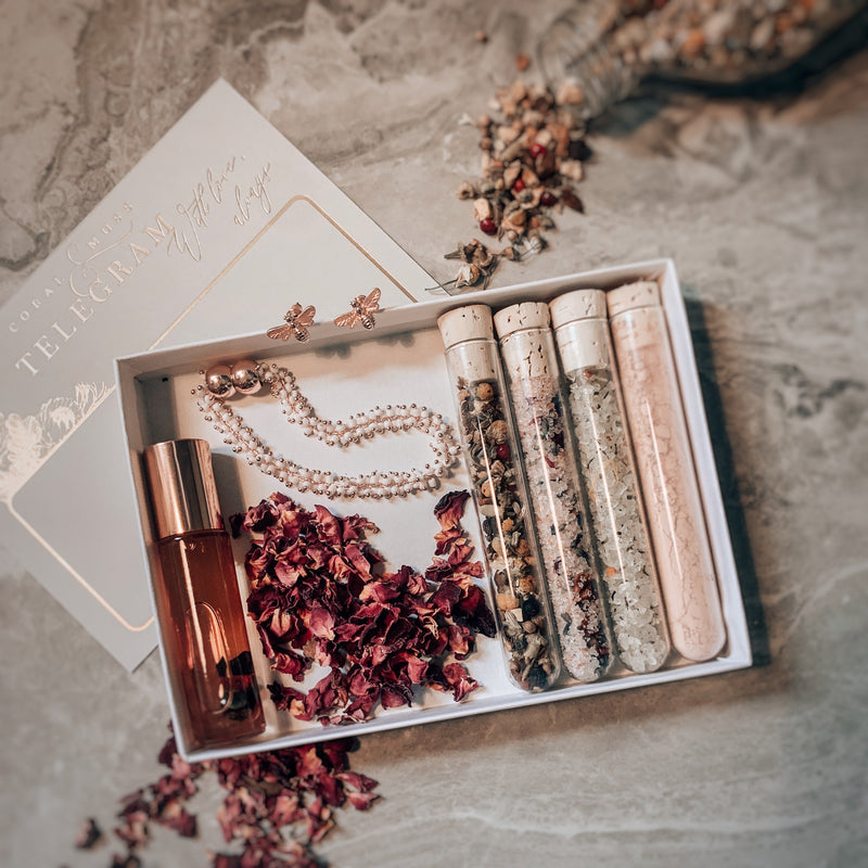Luxury Beauty And Jewellery Letterbox Gift Set For Her