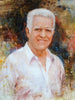maria waye artist fine art grandpa grandfather fathers day gift oil painting fine art home decor