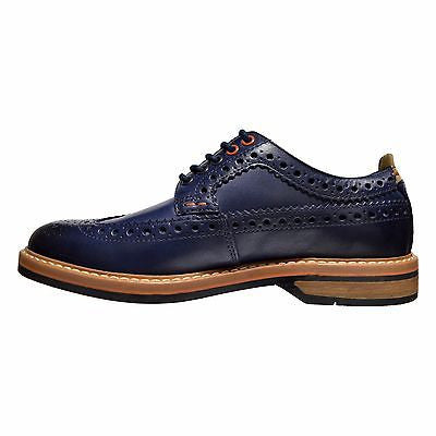 Clarks Pitney Limit Men's Leather Wingtip Brogue Derby Shoes