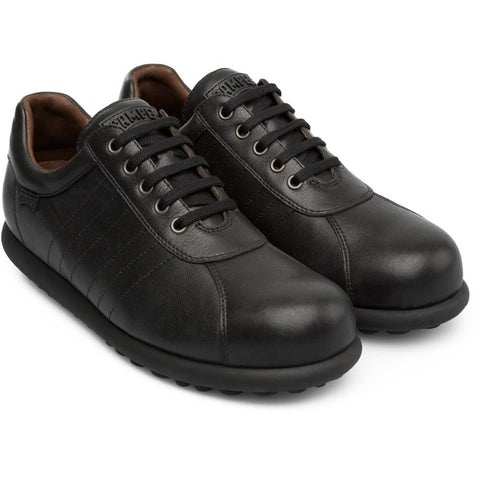 Campers Original Men's Pelotas Shoes with Smooth Leather and Iconic Camper Style