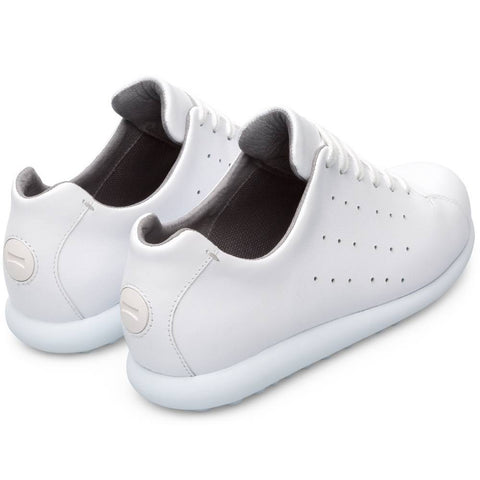 Campers Women's Original Pelotas Xlite Shoes with Smooth Leather and Ultra lightweight