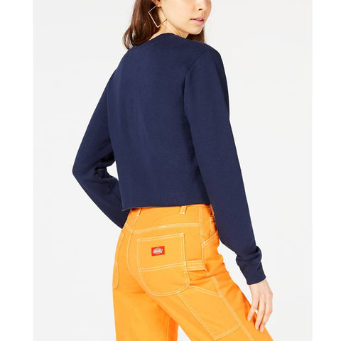Dickies Off Edge Raw Cropped Crewneck