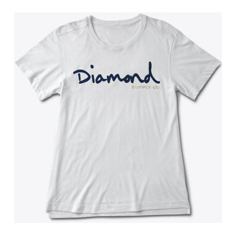 Diamond Supply Co. OG Script Boyfriend Tee