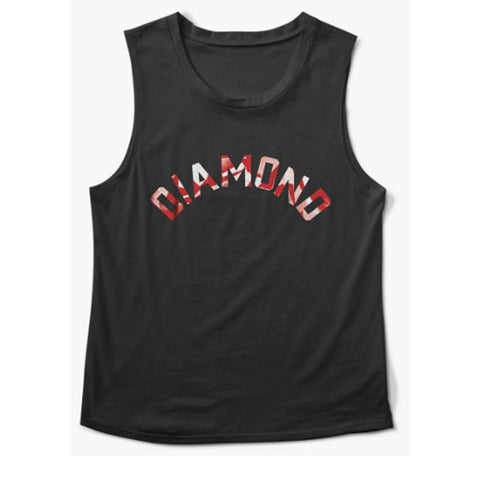 Diamond Supply Co. Simplicity Arch Muscle Tank