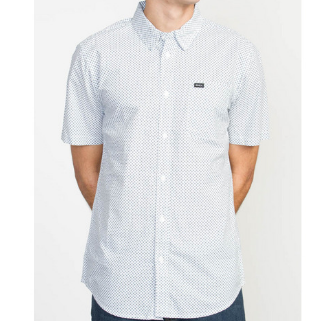 RVCA Done Up Shirt