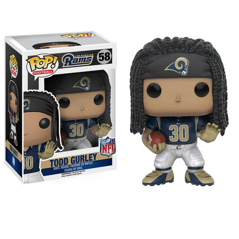 Funko Pop! Todd Gurley NFL Collectibles
