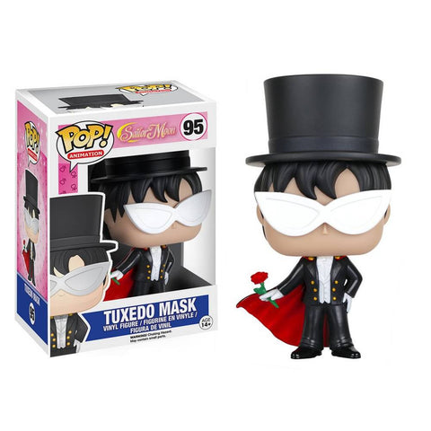 Funko Pop! Tuxedo Mask Collectible