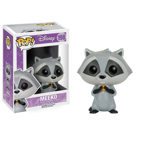 Funko Pop! Meeko Collectible