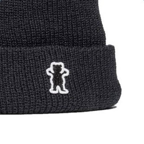 Grizzly OG Patch Fold Beanie