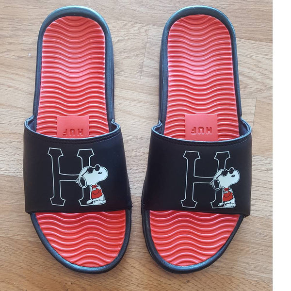 Huf X Peanuts Joe Cool Slides