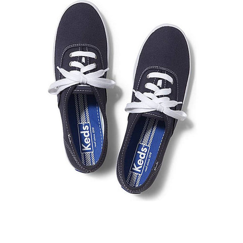 Keds Champion Low Top Navy Shoes