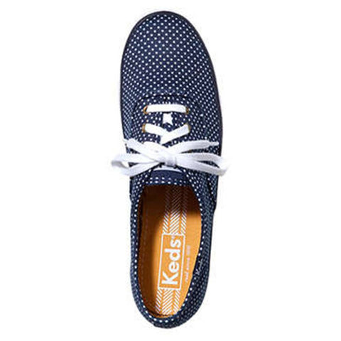 Keds Champion Polka Dot Design Shoe