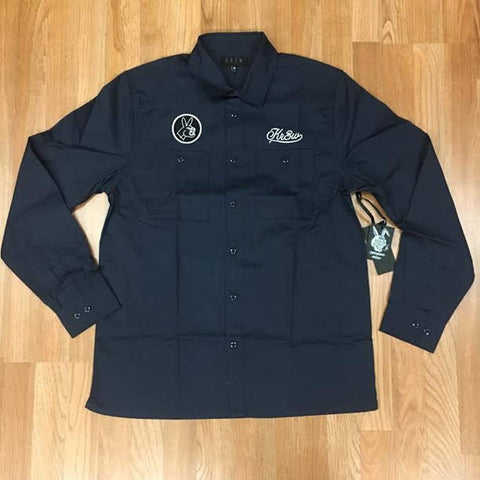 KR3W Dressen Button Up