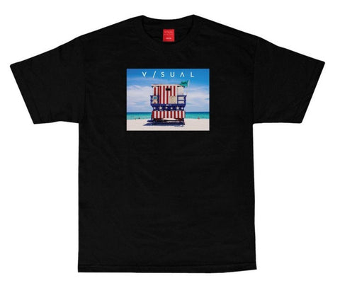 VISUAL Lifeguard Tee