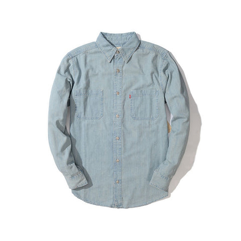 Levi's Men's classic denim shirt LVS-3LMLW0983CC