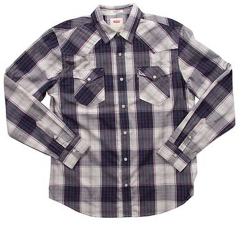 Levi's Button Up Flannel