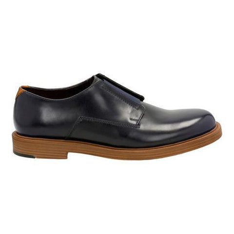 Clarks Feren Slip ‑ Blue Leather