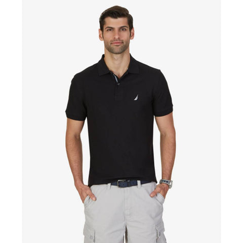 Nautica Solid Deck Classic Fit Polo