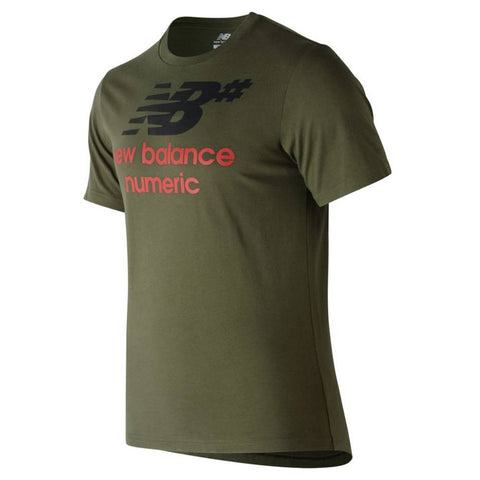 New Balance Numeric Stacked Tee