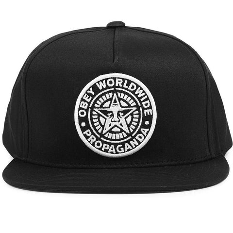 Obey Classic Patch Snapback