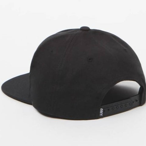Obey Repetition Snapback Hat