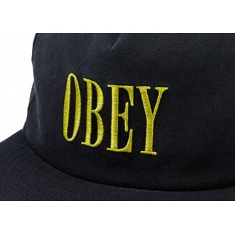 Obey Polly Snapback Hat