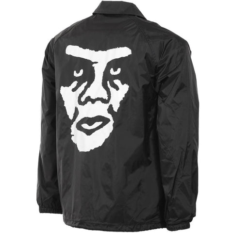 Obey The Creeper Coach's Jacket