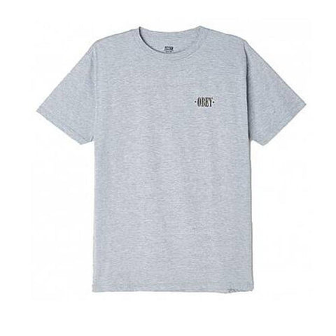 Obey New Times Tee