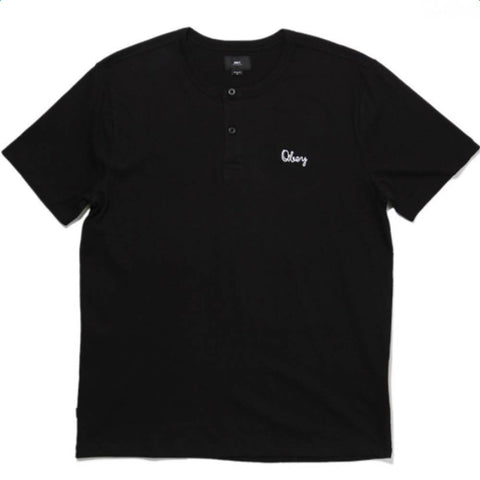 Obey Assignment Henley Tee