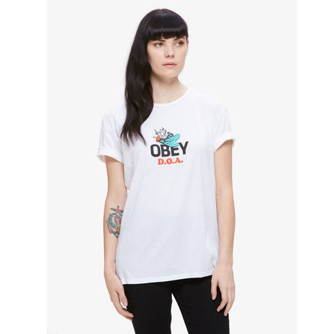 Obey D.O.A Tee