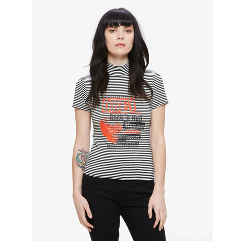Obey Rock and Roll Menace Tee