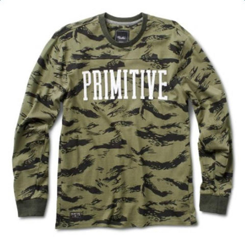 Primitive Chest Block Long Sleeve
