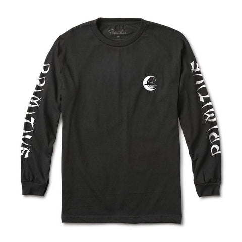 Primitive Night Owl Long Sleeve Tee