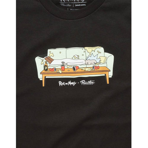 Primitive Rick and Morty Lights Out Tee