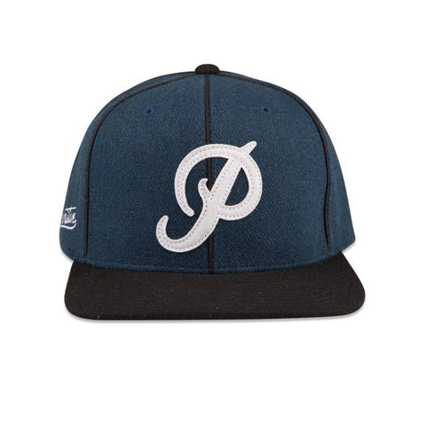 Primitive Classic P Outfield Snapback Hat