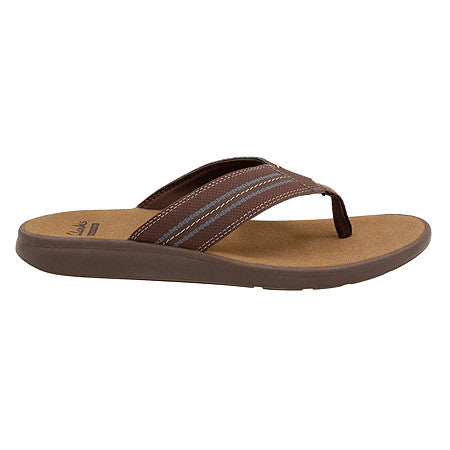 clarks beayer walk men's flip flops sandal