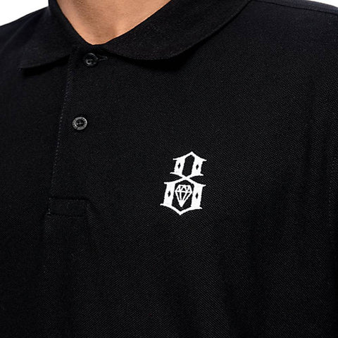 Rebel8 Bovver Polo Tee