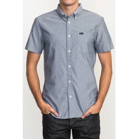 RVCA Thatll Do Oxford Button Up