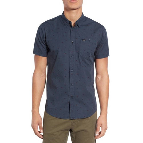 RVCA Growth Decay Button Up