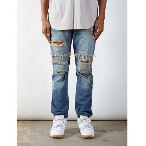 Rustic Dime Taper Fit Denim