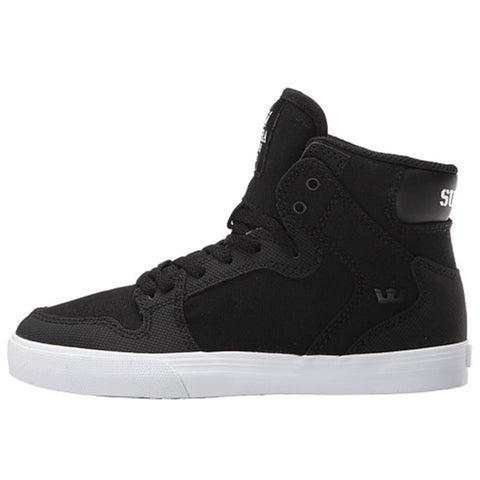 Supra Kids Black Vaiders