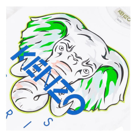 Kenzo Kids-JAMES Tee Shirt
