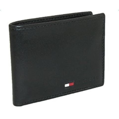 Tommy Hilfiger Leather Bifold Wallet