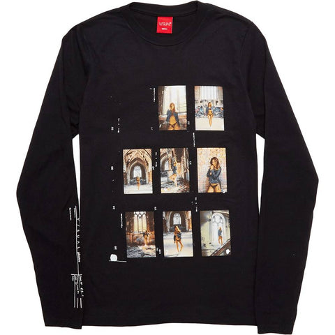 Visual Contact Sheet 002 Longsleeve