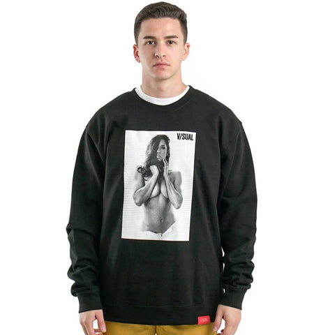 Visual Heaven Crewneck Sweater